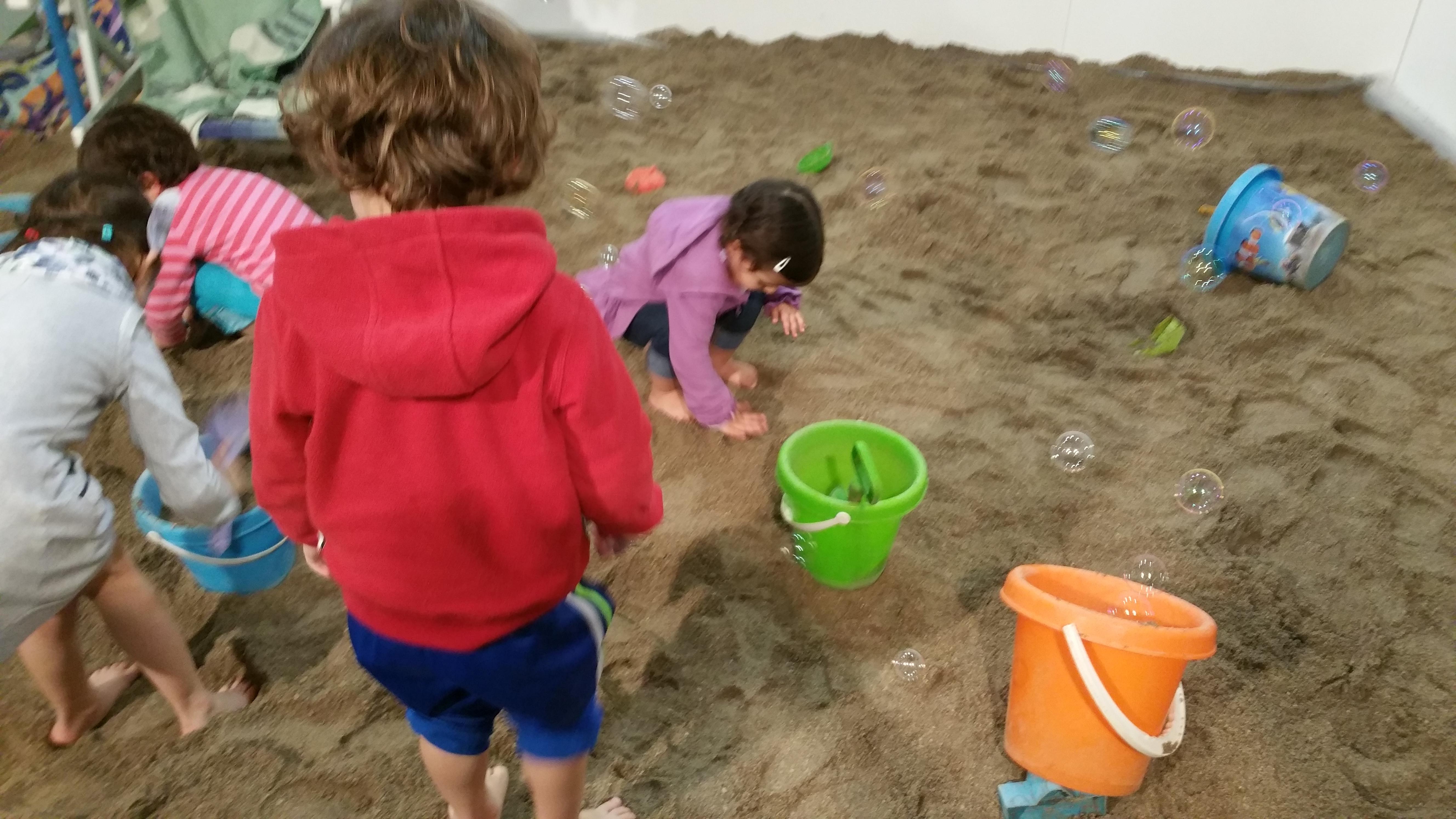 il trentino dei bambini sabbia