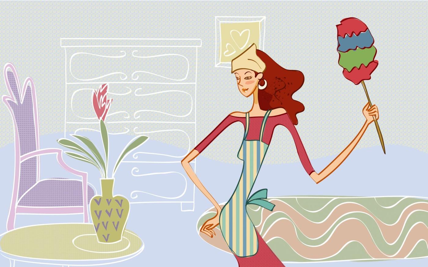 Pulizie di primavera consigli last minute per avere una casa impeccabile per pasqua le regole - Pulizie di casa consigli ...